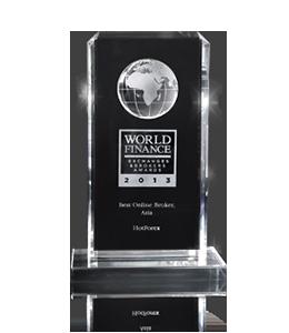 BEST ONLINE BROKER ASIA 2013