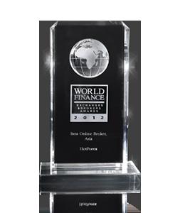 BEST ONLINE BROKER IN ASIA 2012