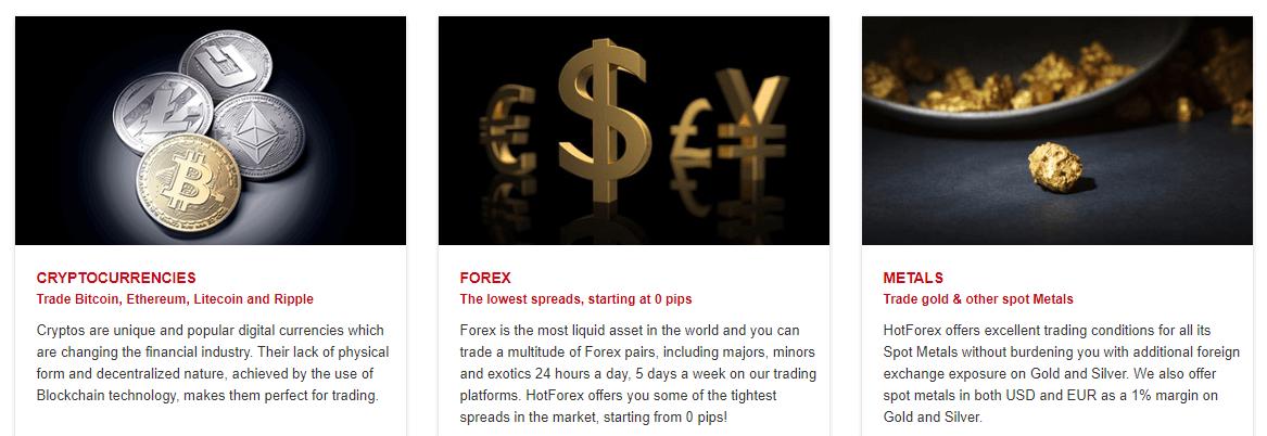 HotForex Review