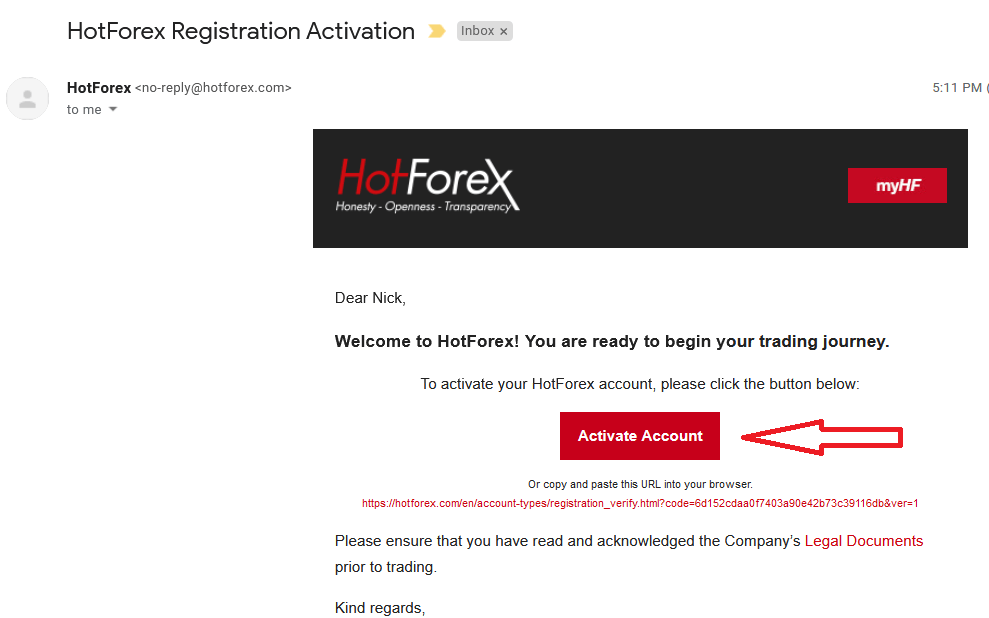 How to Open Account and Withdraw Money at HotForex